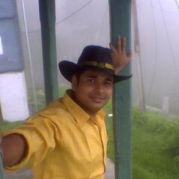 Ankit Gupta, 37, Pune, India