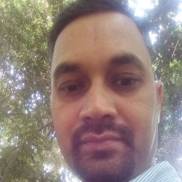max harrison, 44, New Delhi, India