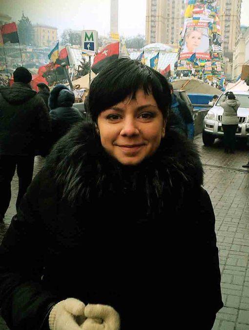 Елена Монастырецкая, 38,