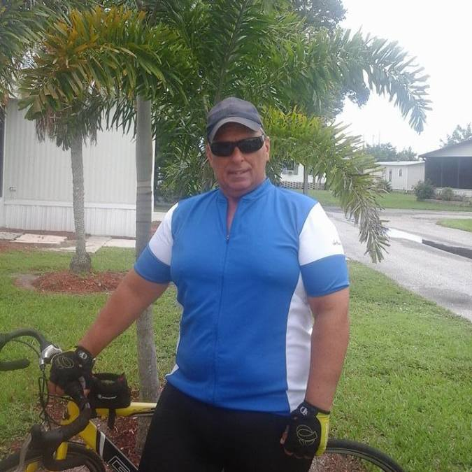 Jim Burns, 56, Fort Myers, United States