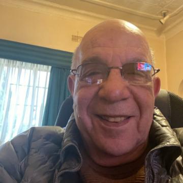 ILHAN, 65, Johannesburg, South Africa