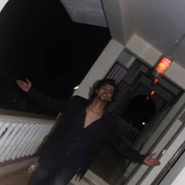 Pranit Chaudhary, 29, Mumbai, India