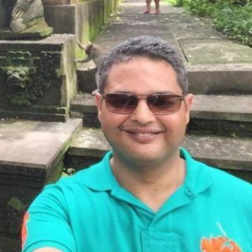 Hesham Mabrouk, 41, Abu Dhabi, United Arab Emirates