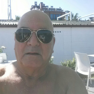 Safaaldeen Saeed, 74, Samsun, Turkey