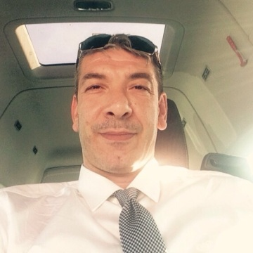 Erdem Gencer, 48, Istanbul, Turkey