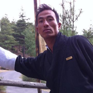 Cheney Jamtsho, 31, Thimphu, Bhutan