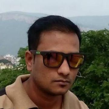 Nikhil Acharya, 33, Mumbai, India