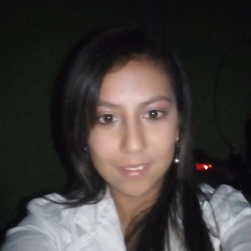 Valery Diaz, 25, Miraflores, Peru