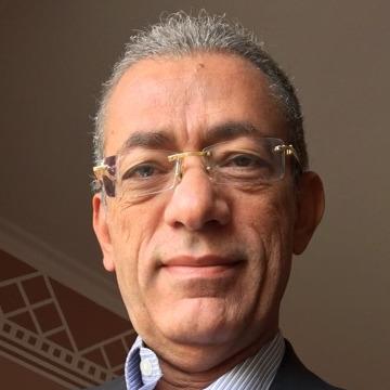 Amr Elsherif, 53, Cairo, Egypt