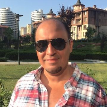 Mohamad ali, 39, Istanbul, Turkey