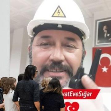 Cemal Guntekin, 53, Izmir, Turkey