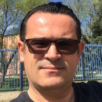 Gürkan, 41, Ankara, Turkey
