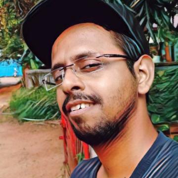 Shitij Malhotra, 34, New Delhi, India
