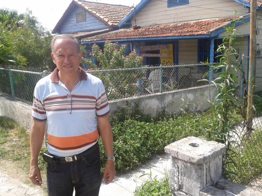 Federico Jimenez Serrano, 61, Tulancingo, Mexico