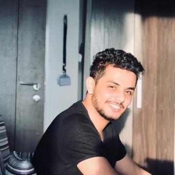Ahmed, 23, Kuala Lumpur, Malaysia