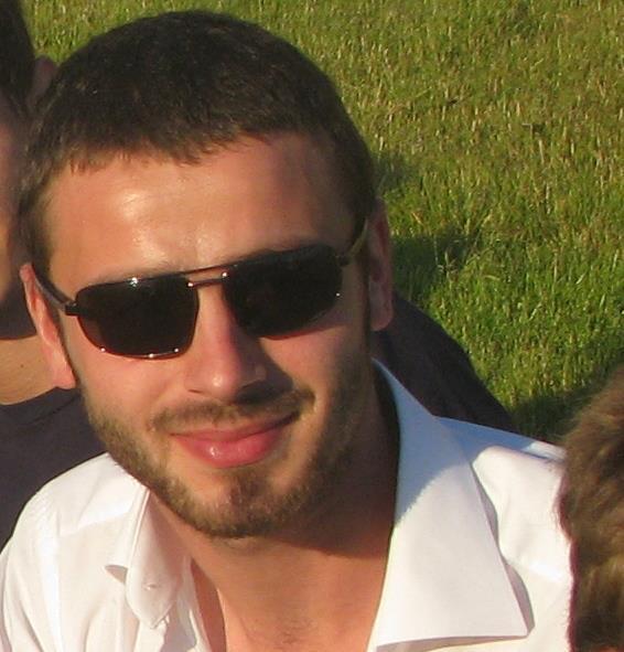 Serhat Çelik, 34, Istanbul, Turkey