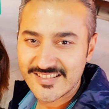 Mustafa Livtürkmen, 33, Istanbul, Turkey