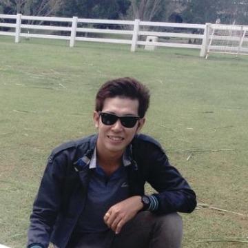 Sataporn Jin, 28, Min Buri, Thailand