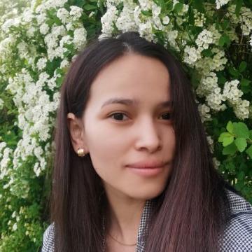 Gulnaz, 18, Moscow, Russian Federation