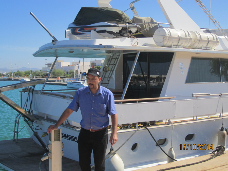 Mohamed Taayounit, 42, Oujda, Morocco