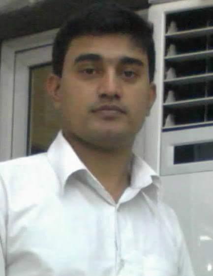 Mritunjoy Dhar, 32, Jazan, Saudi Arabia