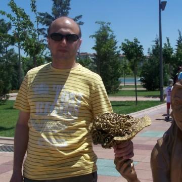 murat dogray, 45, Eskishehir, Turkey