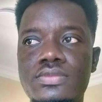 Antwi Gabriel, 25, Accra, Ghana