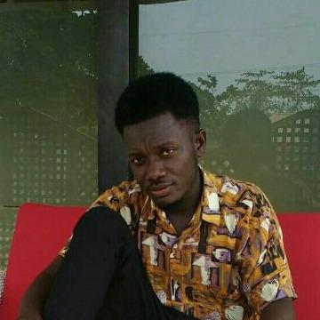 Antwi Gabriel, 24, Accra, Ghana