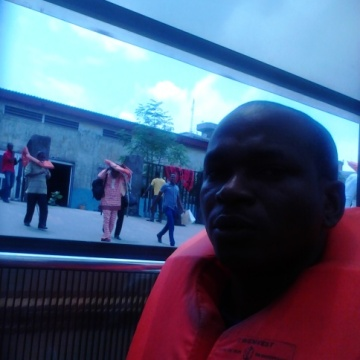 Michael Hadeyemmy Balogun, 41, Lagos, Nigeria
