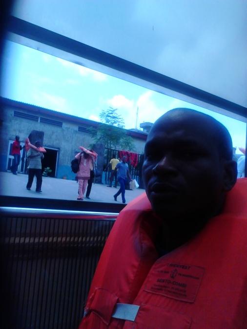 Michael Hadeyemmy Balogun, 43, Lagos, Nigeria