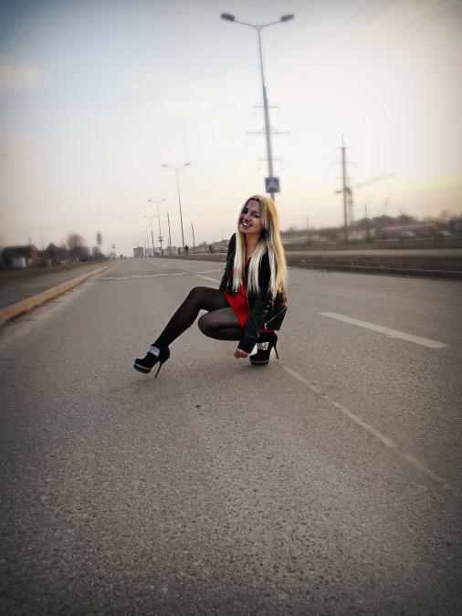 Olga, 25, Perm, Russian Federation