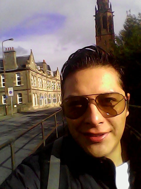 Daniel Merchán, 35, Newcastle, United Kingdom