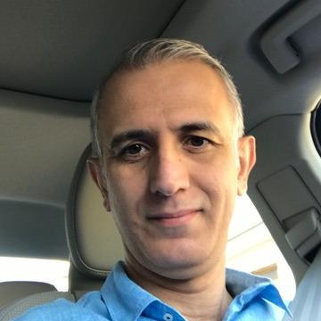 İbrahim, 46, Antalya, Turkey