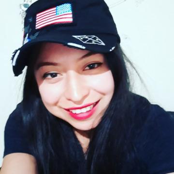 Mercedes, 26, Guatemala City, Guatemala