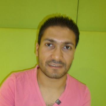 Amine Sridi, 30, Sousse, Tunisia