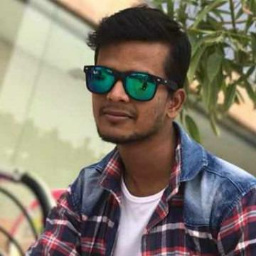 Ronak Khan, 28, New Delhi, India