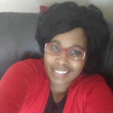 Margaret Njuguna, 35, Dubai, United Arab Emirates