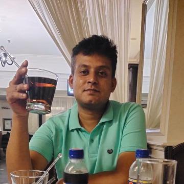 Prashanth E L, 40, Hyderabad, India