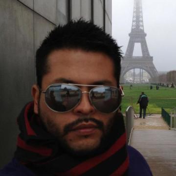 Paulo Parada, 36, Bogota, Colombia