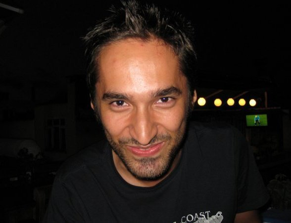 Mustafa Emre KAYA, 35, Istanbul, Turkey