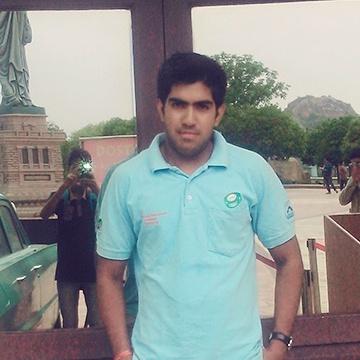 Vinay Kumar, 25, Gwalior, India