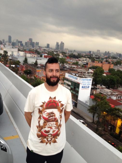 Michel, 37, Mexico, Mexico