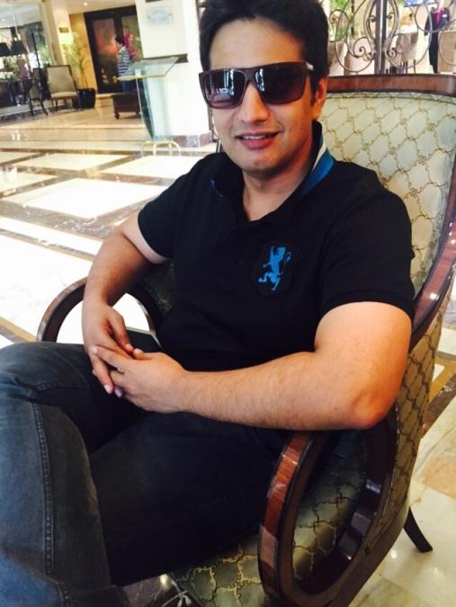 Asif Malik, 40, Lahore, Pakistan