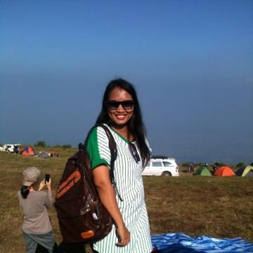 Nutsara Wongrot, 35, Nakhon Thai, Thailand