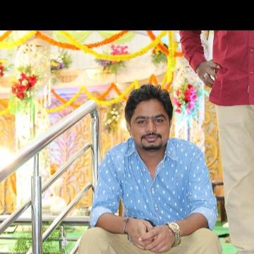 Santosh gouda, 28, Chennai, India