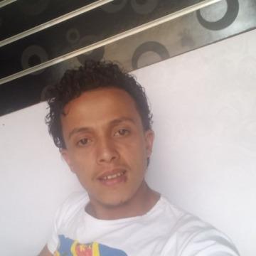 Mohammed Mohammed, 20, Sana'a, Yemen