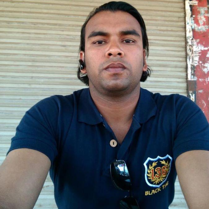 Shahid Zia, 38, Dubai, United Arab Emirates