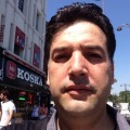 Mert Napoli, 42, Istanbul, Turkey