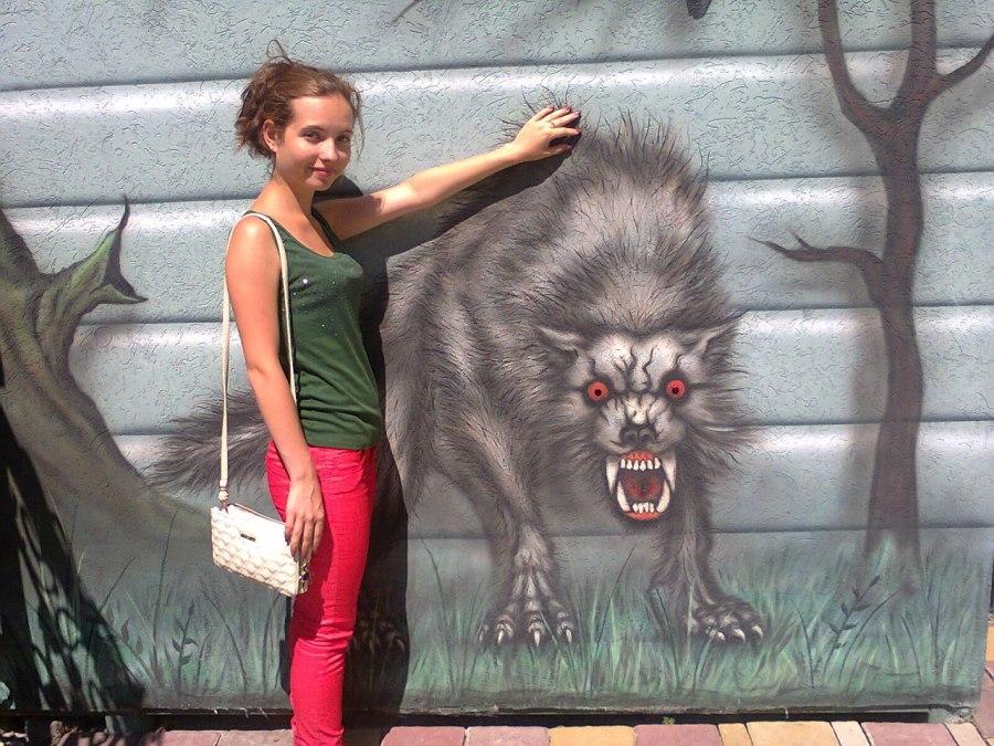 Karina Ostroumova, 26,