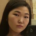 Erzhena, 20, Moscow, Russian Federation